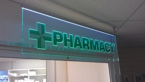 Edge Lit, Led illuminated & Internally illuminated Signs