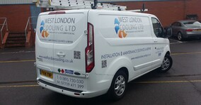 Vehicle Wraps Graphics & Signwriting