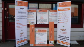 Exhibition Graphics & Displays