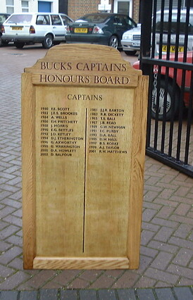 Achievenment & Sports Honours Boards In Bucks